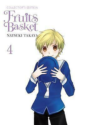 Fruits Basket Collector's Edition, Vol. 4 by Natsuki Takaya (English) Paperback