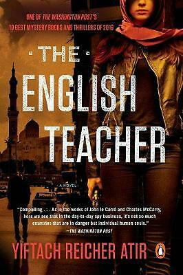 The English Teacher: A Novel by Yiftach R. Atir (English) Paperback Book Free Sh