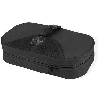 Maxpedition Toiletry Bag 0180B BLACK - Large Travel Shower & Accessories Case