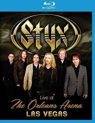 Styx: Live At The Orleans Arena, Las Vegas Used - Very Good Blu-Ray