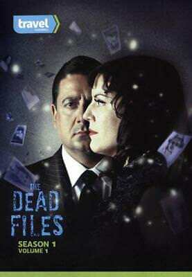 The Dead Files: Season 1 New Dvd