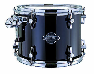 "Sonor Select Force Tom Tom 13""x 10"" Piano Black --  50% REDUZIERT!!!"