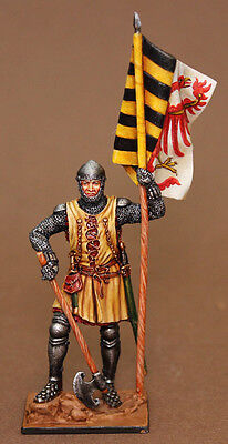 Ritter des Deutschen Ordens, Knigth of Teutonic Order, painted, 54mm