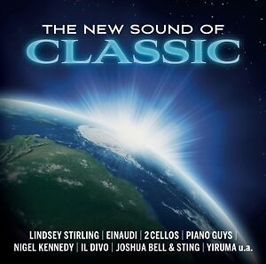 The New Sound Of Classic - VARIOUS [2x CD]