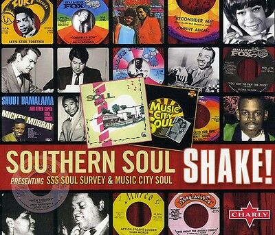Sss Soul Survey - Music City Soul [New CD]