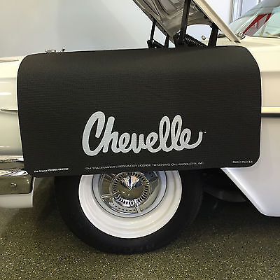 Chevrolet Chevelle Fender Gripper Protective Black Cushion Fender Cover FG2031