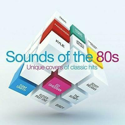 Sounds Of The 80s: Unique Covers Of Classic Hits (2 Discs) - CD Album NEW