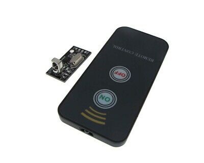1 Channel IR Remote Control & Receiver module On-Off