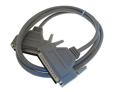 DB37 Male to Male  I/O Signal Connection Cable 3ft