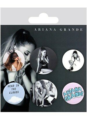Ariana Grande Anstecker-Pack Photo Shoot