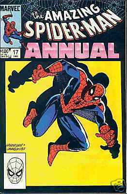 Amazing Spiderman Annual # 17 (USA)
