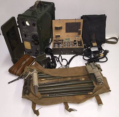 Russian Cold War Military Radio