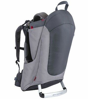 Phil & Teds Metro Backpack Carrier - Charcoal - New! Free Shipping! Open Box!!