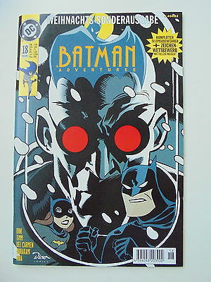 1x Comic - Batman Adventures Nr.18- DC - Z. Sehr gut
