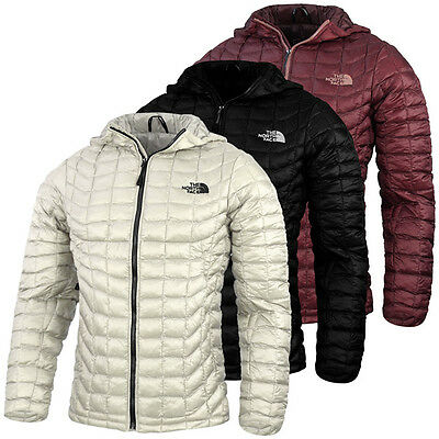 The North Face Women Thermoball Kapuzenjacke Kapuzen Jacke Funktionsjacke Jacket