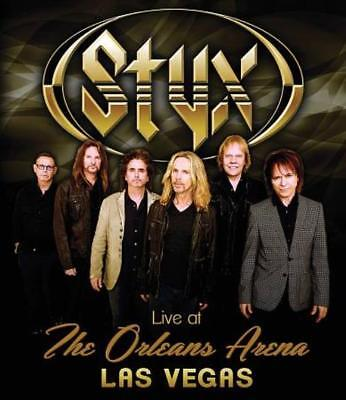 Styx: Live At The Orleans Arena, Las Vegas New Dvd