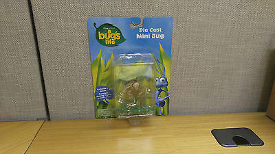 Think Way Toys Bug's Life Die Cast Mini Bug Hopper action figure, New!