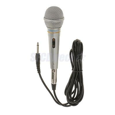 Wide Frequency Response & High Sensitivity Pure Vocal Dynamic Microphone