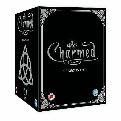 CHARMED COMPLETE SERIES 1+2+3+4+5+6+7+8 DVD BOX SET 48 DISC R4 on sale