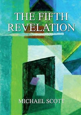 The Fifth Revelation by Michael Scott (English) Paperback Book Free Shipping!