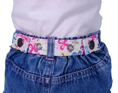 Dapper Snappers Original Toddler Pattern Belts - Butterfly