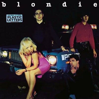 BLONDIE Plastic Letters LP Vinyl picture disc NEW