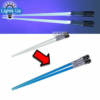 Star Wars - Luke Skywalker Light Up VERSION lightsaber Chopsticks (Kotobukiya)