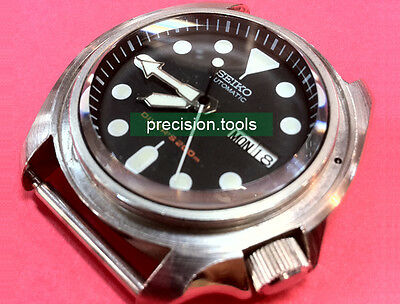 0973 Replacement Sapphire Crystal For SKX007 SKX009 200M SCUBA 31.49mm X 3.10mm