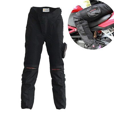 Hot Cycling Pants Breathable Mesh Motorcycle Trousers Elastic Durable Sportwear