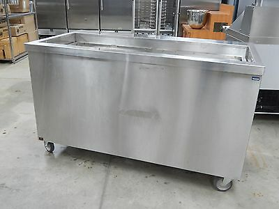 TCM-60-SS Duke Stainless Steel Cold Buffet Unit