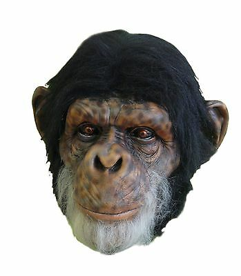 planet of the apes adult Chimp Monkey Ape mask prop