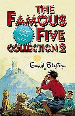 Famous Five Collection - books 4-6 by Blyton, Enid   Paperback Book   9781444924