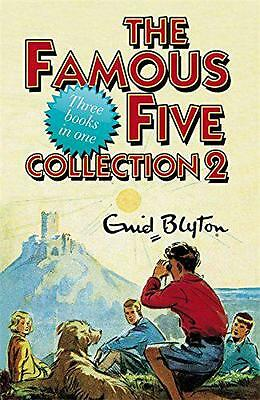 Famous Five Collection - books 4-6 by Blyton, Enid | Paperback Book | 9781444924