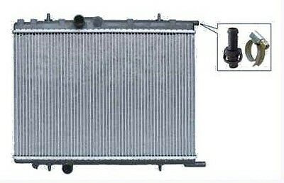 Peugeot 206 2Ac T3E 1998-2016 Oem Radiator Coolant Cooling Replacement Part