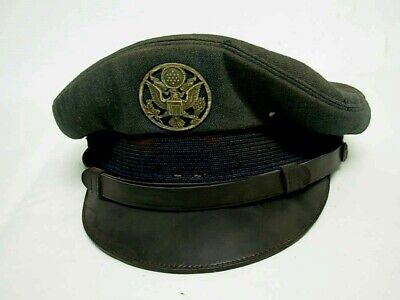 Vintage United States Air Force Military Garrison Cap