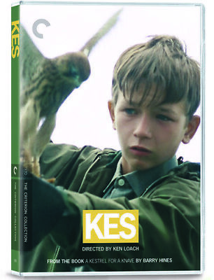 Kes [Criterion Collection] (2011, REGION 1 DVD New)