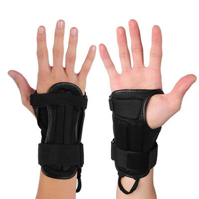 Motorcycle Wrist Brace Racing Hand Protector Support Armor Motocross Guard Pads