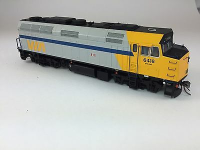 Rapido HO F40PH-2D w/ DCC and sound VIA Delivery- you pick #