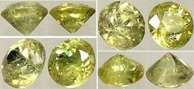 RARE 19thC Antique Siberia Demantoid Garnet Ancient Celt Roman Danger Talisman
