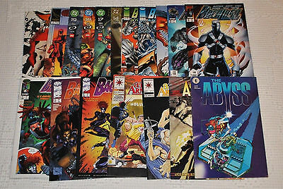 HUGE Comic Book Lot Collection  1981-2008  ** 186 COMIC BOOKS  **