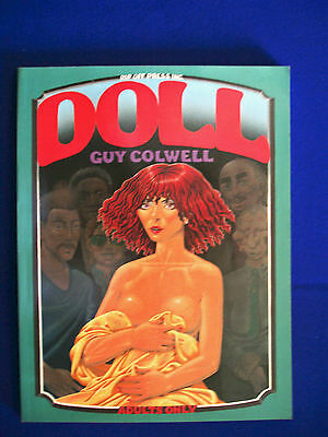 Doll:  Guy Colwell. Paperback. Underground. VFN/NM.