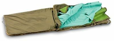 Czech 3 Piece camping army military survival outdoor sleeping Bag Surplus