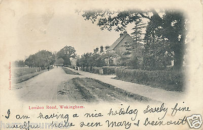 Postcard London road Wokingham (3)