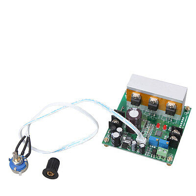 DC12V-DC60V 10A PWM DC Motor Speed Controller Support Mach3 for DC Brush Motor