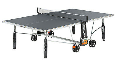 132657 CORNILLEAU Sport 250S Outdoor Weatherproof Table Tennis Table Grey