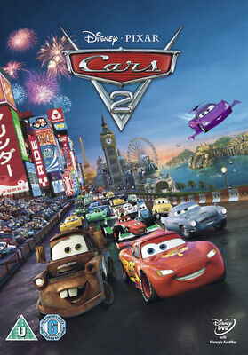 Cars 2 DVD (2011) John Lasseter cert U Highly Rated eBay Seller, Great Prices