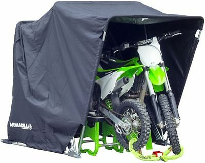 Motorcycle Motorbike Shed Storage Cover Garage Shelter - Large 345x137x190cm
