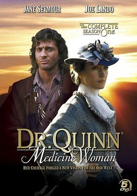 Dr Quinn Medicine Woman Doctor The Complete season series 1 DVD R4
