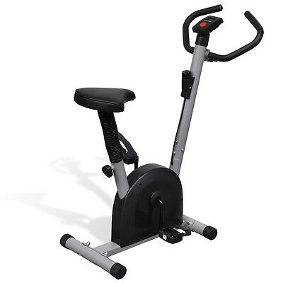 Fitness Training Exercise Bike Home Gym Equipment Bicycle Machine Adjust Seat