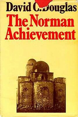 """Norman Achievement"" Europe England France Italy Sicily Syria Medieval Empire"